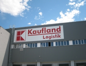 Logistics Park Kaufland - subject SOLID