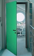 Metal doors for general use of the company Dierre
