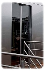 Glass walls and doors Company Geze
